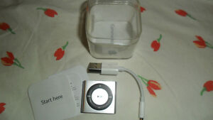 Apple iPod Shuffle 2GB 4th Gen MC645LL/A Model A1373