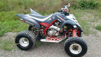 **$28 PER WEEK**  2007 YAMAHA RAPTOR 700cc  -  LOTS OF EXTRAS!!!