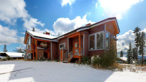 "FOR SALE: #""A"" 5817 Snow Pines Way, Big White, V1X 1H0"