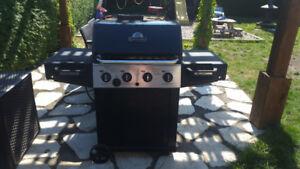 Barbecue Sterling 50 000 btu