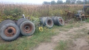 off road tires   22.5----24.5    dayton  or bud London Ontario image 1