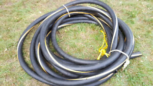 Roll of 2 Inch Industrial Goodyear Re-enforced Hose