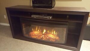 Excellent Shape - Electric Fireplace
