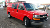2005 Chevrolet Other Minivan, Van ALL WHEEL DRIVE