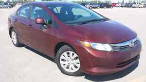 2012 HONDA CIVIC                             *****ATTENTION*****