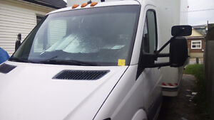 2008 Dodge Sprinter Cube Van