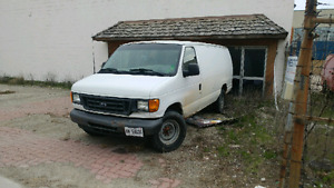 2004 e350 6.0 diesel $1500