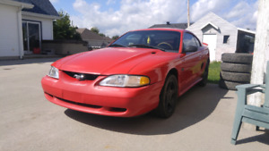 Ford Mustang GT 5.0L H.O 1995