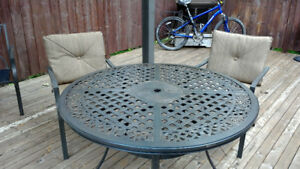 Moving / downsizing  - PATIO FURNITURE