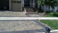 Interlocking,Driveway,Patio, walkway & Landscaping call Mr.Chan
