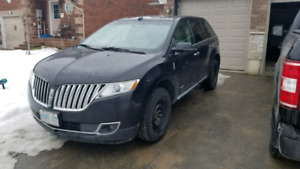2014 Lincoln MKX Limited