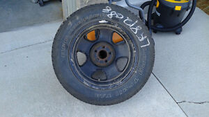 Winter rims and all season tires Stratford Kitchener Area image 1
