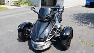 Can-Am Spyder RS-S SE5 2012
