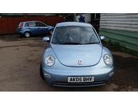 2005 Volkswagen Beetle 1.6 3dr