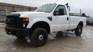 2008 F250 Superduty 4x4 135kms Certified & Etested