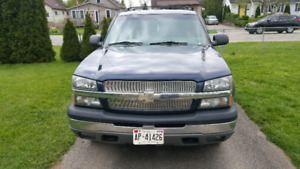 2004 chevy Avalanche 4x4