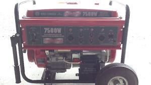 King canada 7500watt Generator