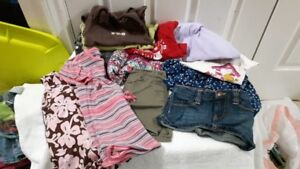 Size 12-18 months ~ EUC to VGUC Girl's Spring & Summer Clothes!