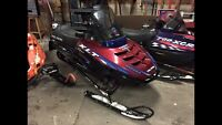 1999 polaris xlt 600!!$1900 snow is here!!