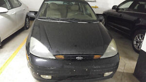 2004 Ford Focus ZTS Sedan