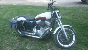 2011 Harley Davidson Sportster FALL SPECIAL