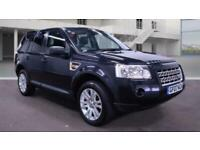 2007 Land Rover Freelander 2.2 Td4 HSE 5dr Auto *2 OWNER* PAN ROOF *FSH 2KEYS* E