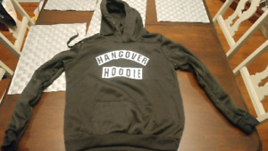 BRAND NEW LADDIES HANGOVER HOODIE