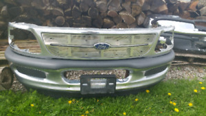 1997 F150 bumper and grille 97-03