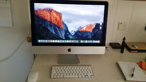 Apple iMac 21.5'' , Excellent Working Condition $500 (Firm)