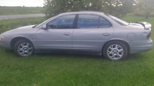 2000 Oldsmobile Intrigue GLS Berline
