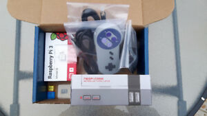 Raspberry Pi NES Classic Gaming System (Brand-new)
