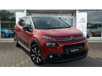 2019 Citroen C3 1.2 PureTech GPF Flair EAT6 (s/s) 5dr Auto Hatchback Petrol Auto