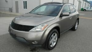 2003 Nissan Murano Auto AWD Great Condition SUV, Crossover