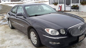 ! PRICE REDUCED ! 2008 Buick Allure Sedan