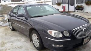 2008 Buick Allure Sedan