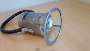 Vintage Trainman's Lamp: A beautiful collectable from a past era