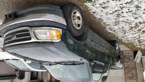 2001 Ford F150 extended cab rear wheel drive for sale