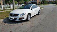 2010 Volkswagen CC 2.0T  MANUAL 6SPEED or trade