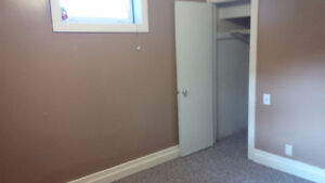 Basement suite in Eastview with separate HEAT control.