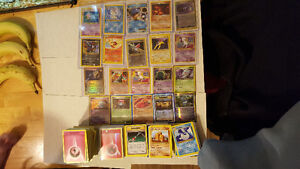 2000+ Pokemon Cards some magic/yugioh and Extras. OBO