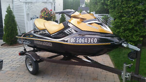 seadoo rxt 215 turbo parfaite condition  155 heur
