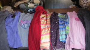 girls clothes(27 pieces) size 10,10-12,12