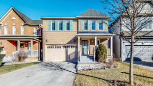 Immaculate 4 Bedroom Detached Home For SALE !! Ajax!!