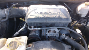 "2004 Dodge Ram 4.7 engine VIN ""N or P"" 32 tooth crank gear 2004"