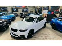 2015 BMW 2 Series 2.0 218d M Sport (s/s) 2dr Coupe Diesel Manual