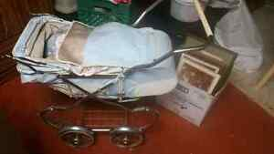 Antique baby carrage