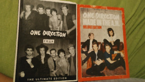 2 one direction ablums 15 for each