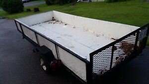 4 X 10 Utility trailer for sale