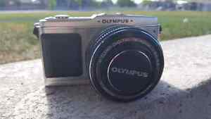 Olympus Mirrorless camera Pen EP-1