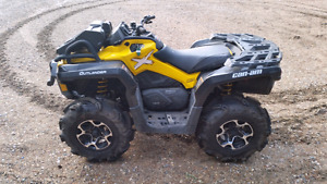 2013 CAN AM 650 XMR - REDUCED!!!